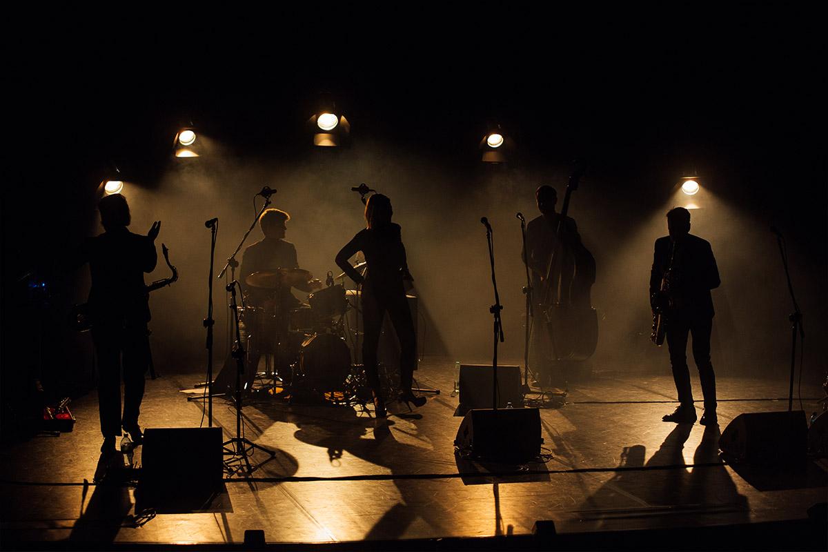 Variete Pospieszalski Quintet 12
