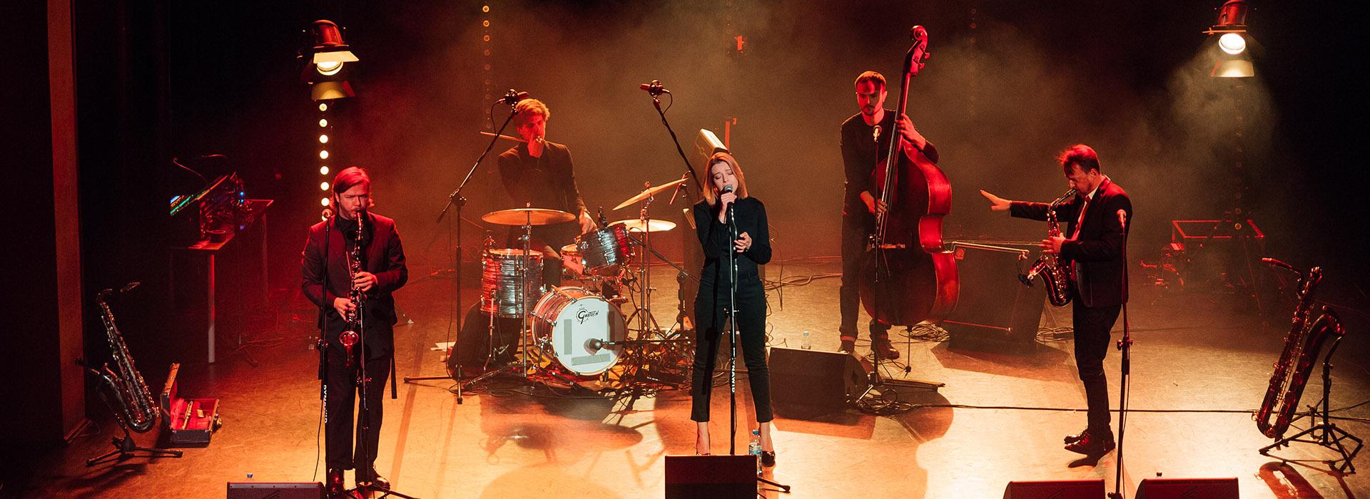 Variete Pospieszalski Quintet