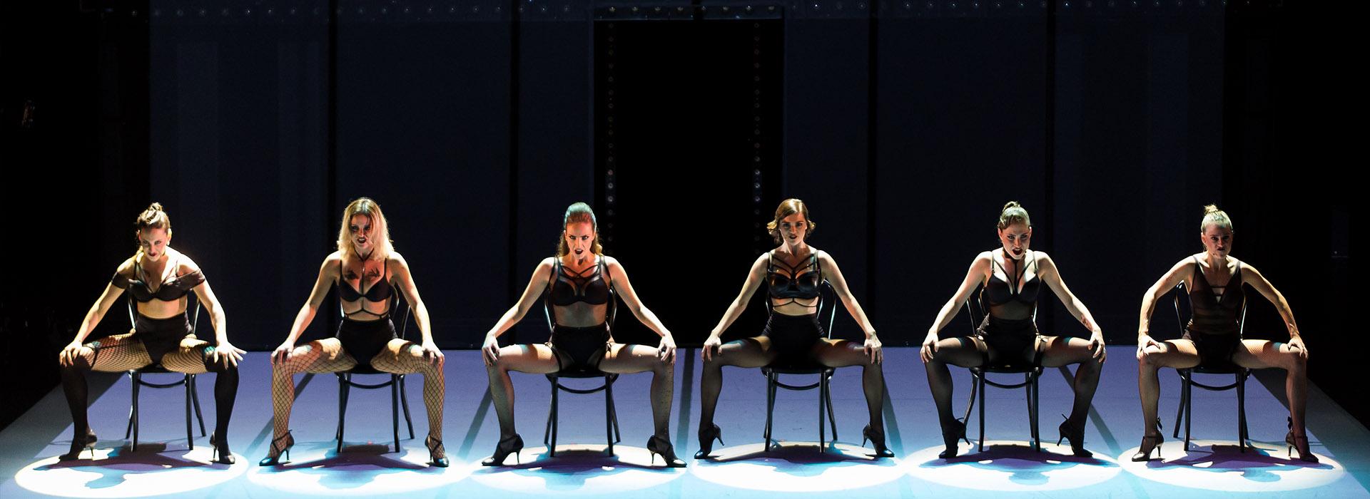 Teatr Variete Chicago Baner