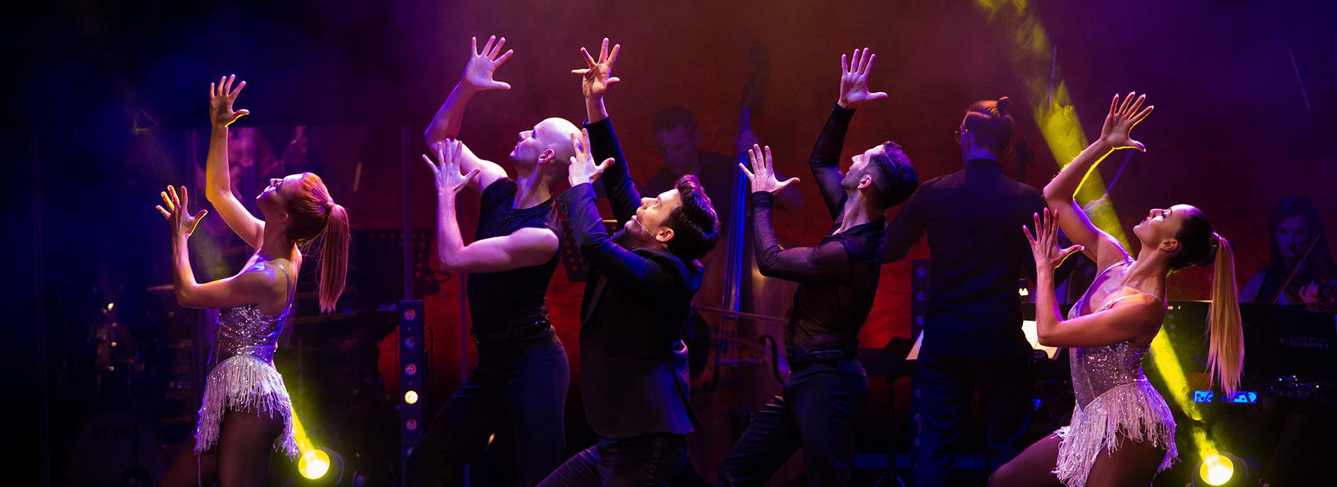 Teatr Variete Broadway Baner